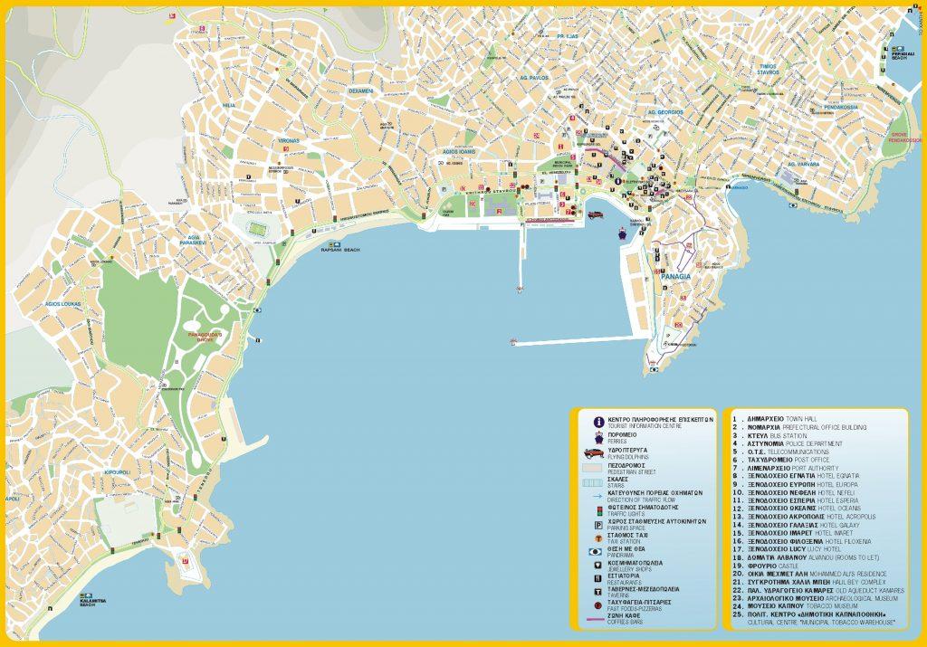 kavala map cheapand go